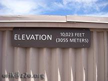 Elevation: 10,023 Feet